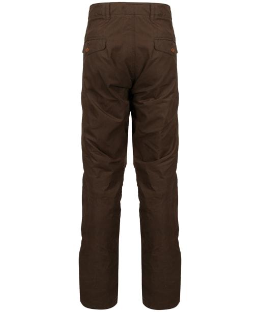 Men's Fjallraven Sormland Tapered Trousers - Dark Olive