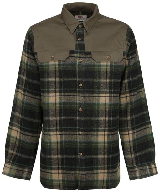 Men's Fjallraven Granit Shirt - Tarmac