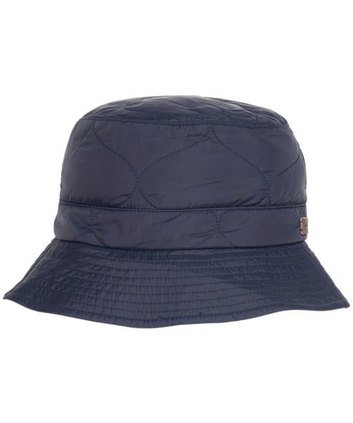 Men's Barbour Onion Quilt Sports Hat - Navy