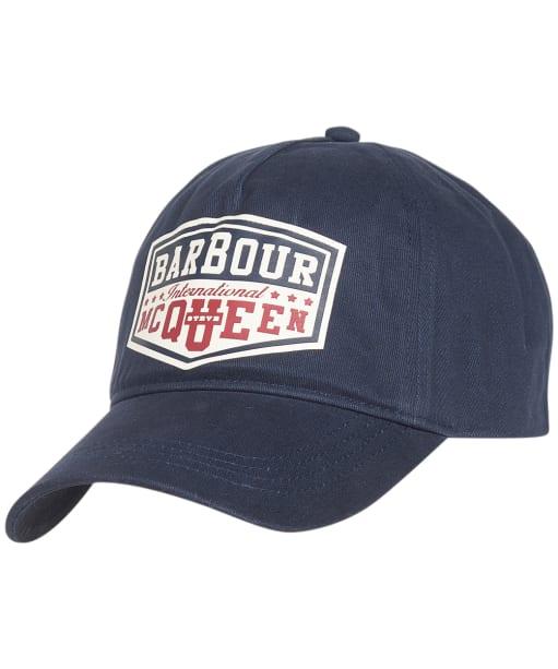 Barbour International SMQ Graphic Cap - Navy