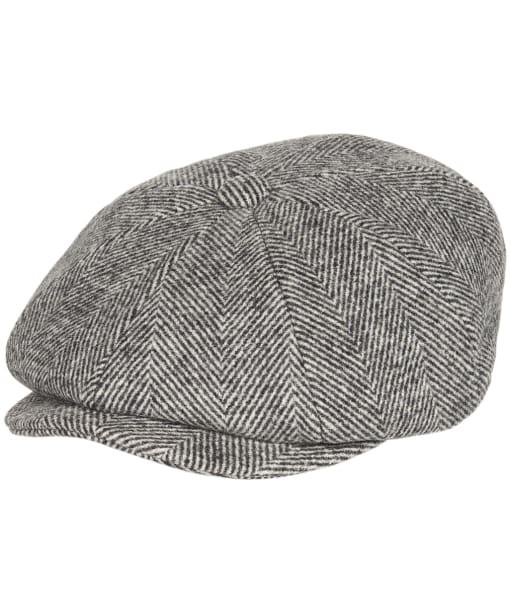 Men's Barbour Lomond Bakerboy Hat - Grey