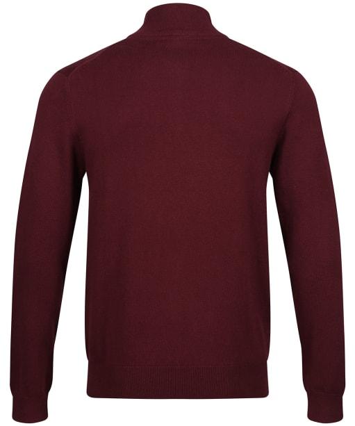 Men's Crew Clothing Classic 1/2 Zip Knit - Port Royale