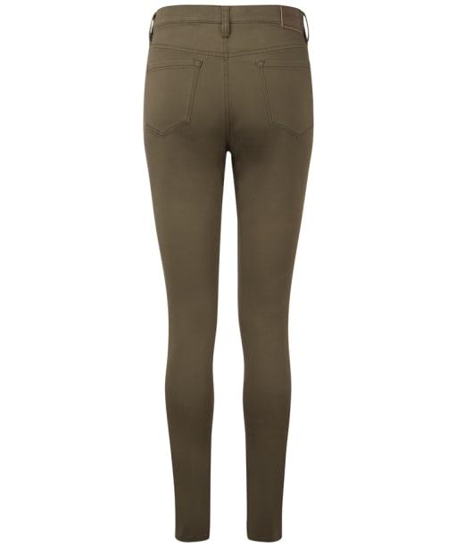 Women's Schoffel Poppy Jeans - Loden Green