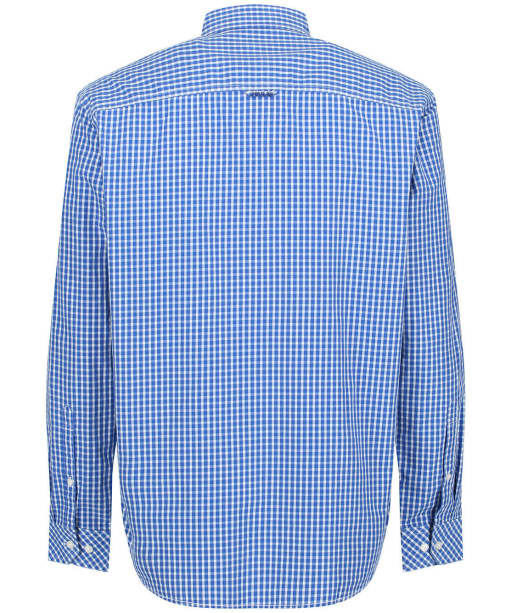 Men's Joules Abbott Classic Check Shirt - Blue Gingham