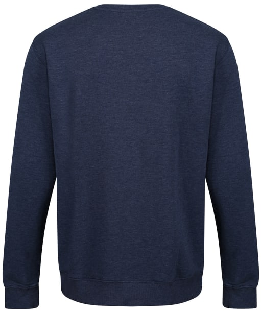 Men's Tentree TreeFleece Golden Spruce Crew Sweater - Dress Blue