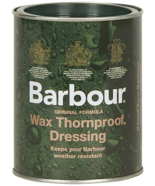 Barbour Family Sized Wax Tin