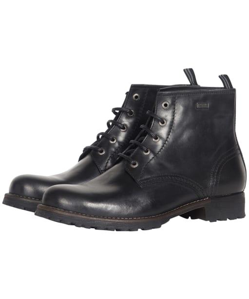 Men's Barbour International Dredd Boots - Black