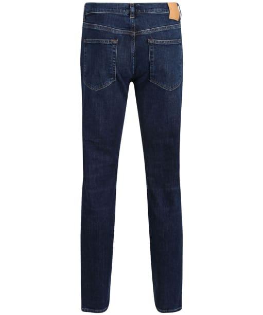 Men's GANT Hayes Jeans - Dark Blue Worn In