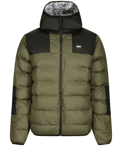 Men's Picture Scape Jacket - Night Olive