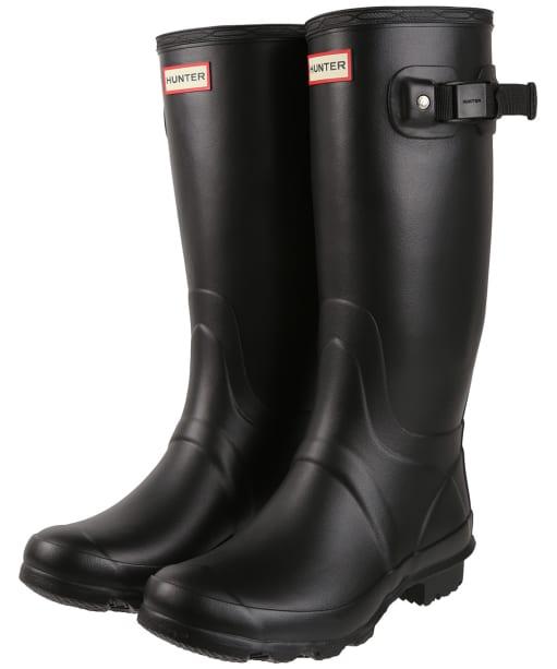 Women's Hunter Huntress Wide Boots - Black
