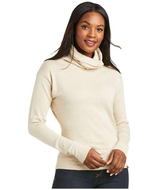 Women's Ariat Lexi Sweater - Oatmeal