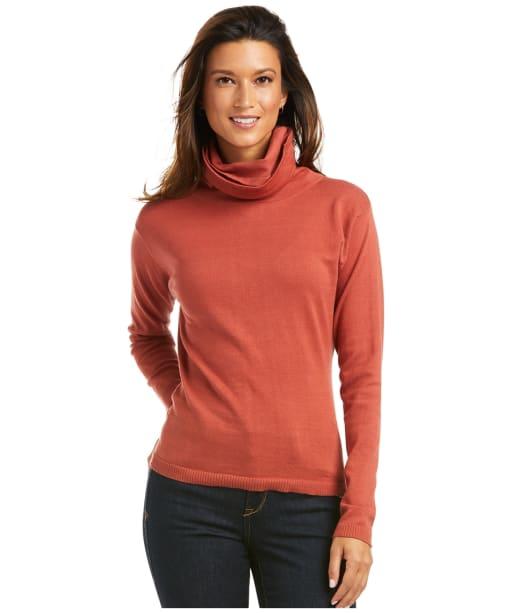 Women's Ariat Lexi Sweater - Marsala