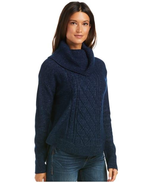 Women's Ariat Montara Sweater - Navy