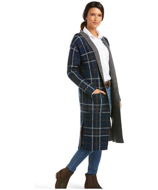 Women's Ariat Saratoga Reversible Cardigan - Multi