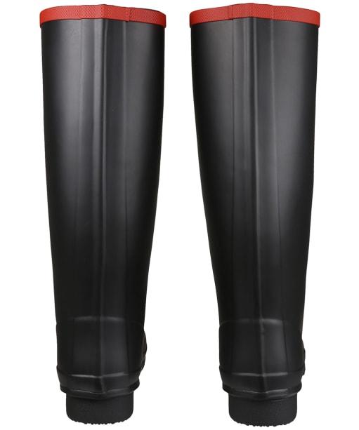 Hunter Argyll Full Knee Wellington Boots - Black