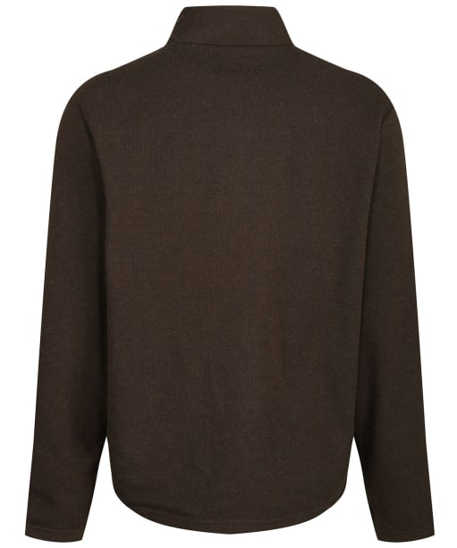 Men's Harkila Retrieve HSP Pullover - Dark Warm Olive