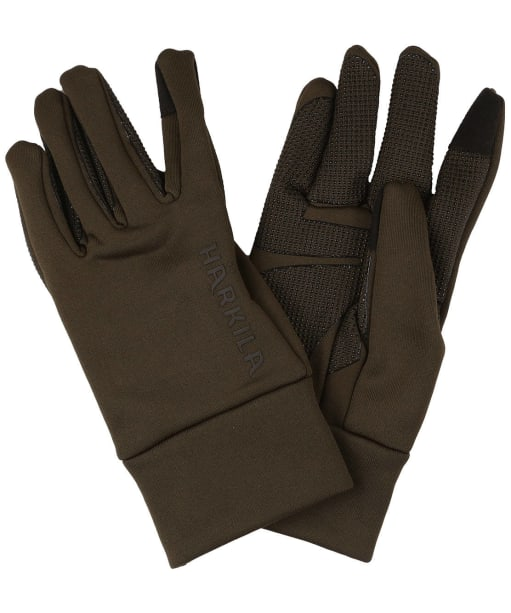 Harkila Power Stretch Gloves - Willow Green