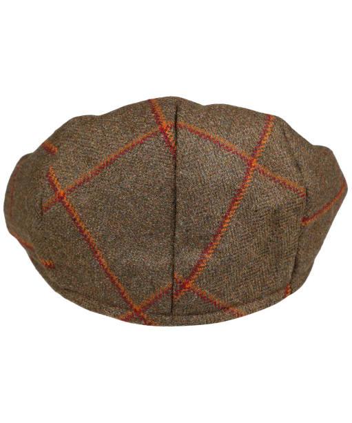 Men's Laksen Clyde Balmoral Cap - Tweed