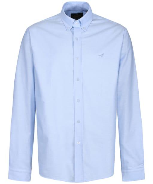 Men's Laksen Harvard Oxford Shirt - Light Blue