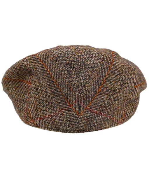 Men's Laksen Orkney Flat Cap - Tweed