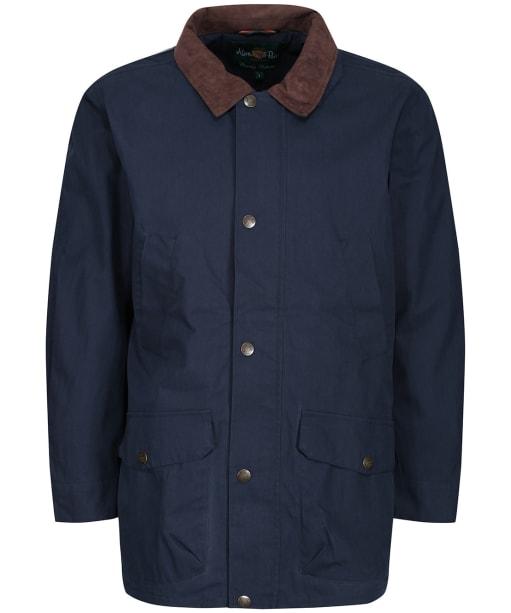 Men's Alan Paine Chatbourne Waterproof Jacket - Navy