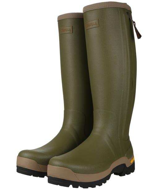 Men's Harkila Orton Zip Boot - Dark Olive