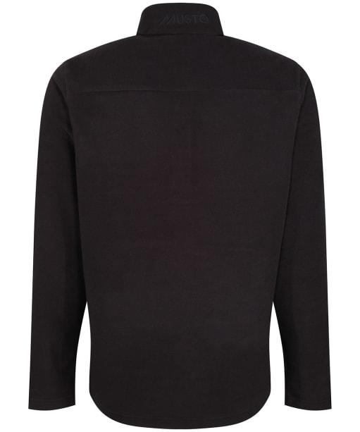 Men's Musto Corsica 100gm ½ Zip Fleece - Black