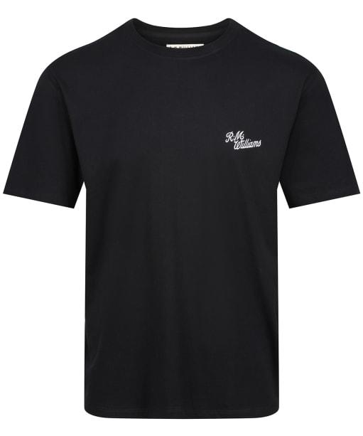 Men's R.M. Williams Byron T-Shirt - Black