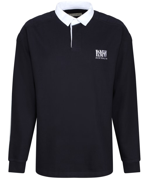 Men's R.M. Williams Classic Rugby Shirt - Navy