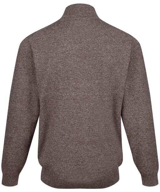 Men's R.M. Williams Ernest Sweater - Espresso