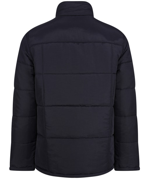 Men's R.M. Williams Patterson Creek Quilted Jacket - Navy