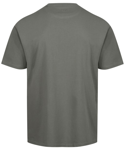 Men's R.M. Williams Script Stamp T-Shirt - Sage