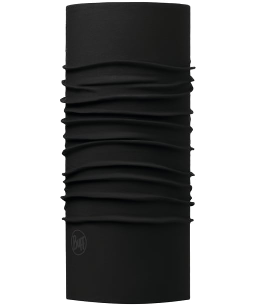 Buff Original Ecostretch Solid Necktube - Black