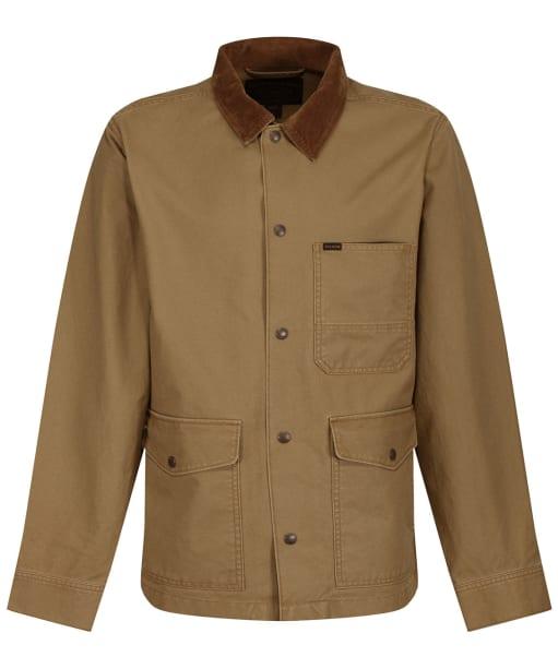 Men's Filson Dry Tin Ranch Jacket - Dark Tan