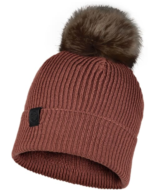 Women's Buff Ted Kesha Knitted Hat - Rosewood