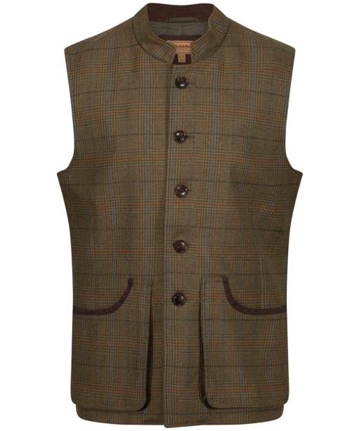 Men's Schoffel Holcot Tweed Waistcoat - Arran Tweed
