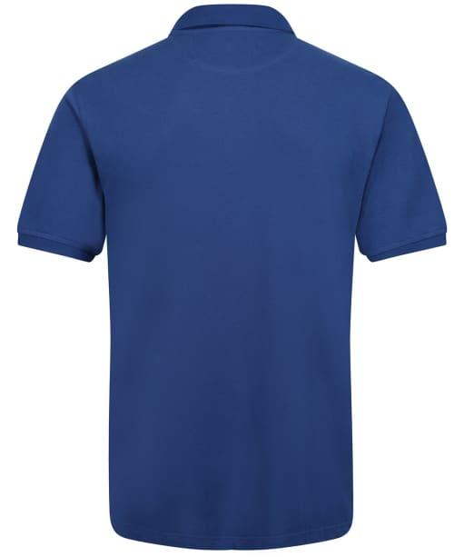 Men's R.M. Williams Rod Polo Shirt - Blue