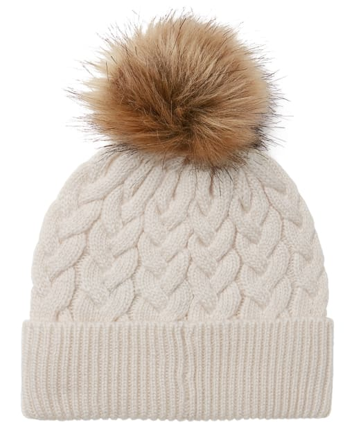Women's Joules Elena Hat - Cream