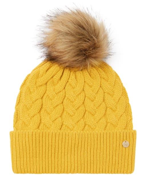 Women's Joules Elena Hat - Antique Gold