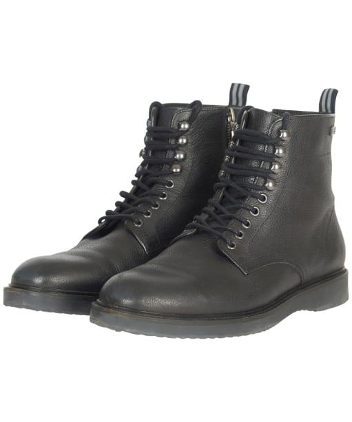 Men's Barbour International Carb Sneakers - Black
