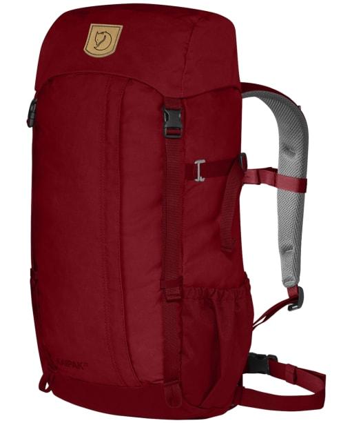 Fjallraven Kaipak 28 Backpack - Redwood