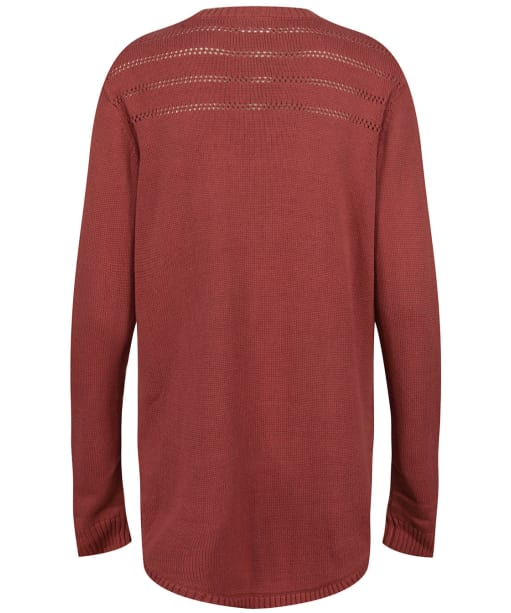 Women's Tentree Forever After Sweater - Apple Butter Red