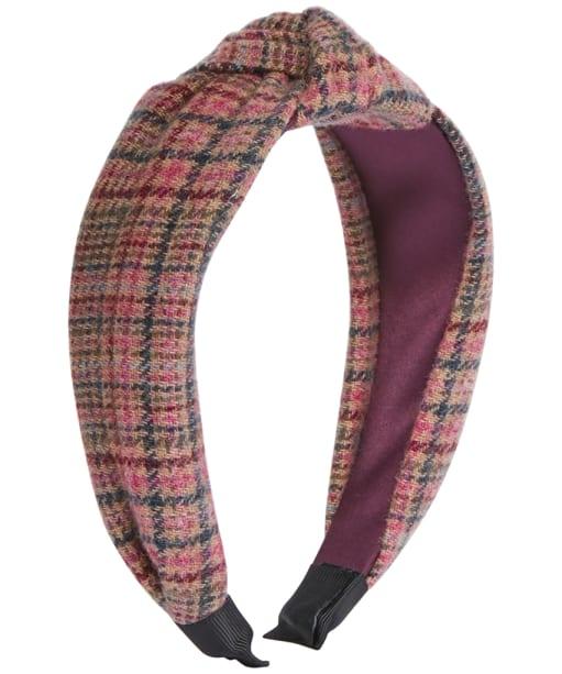 Women's Joules Nancy Tweed Headband - Pink Tweed