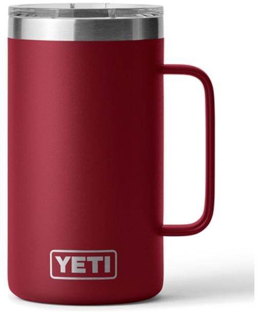 Yeti Rambler 24 Oz Mug - Harvest Red