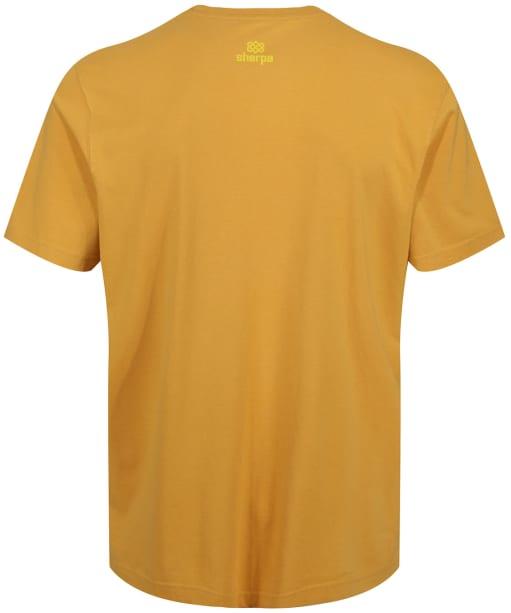 Men's Sherpa Tarcho Tee - Daal Yellow
