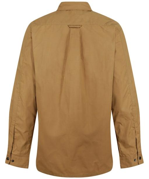 Men's Fjallraven Singi Overshirt - Buckwheat Brown