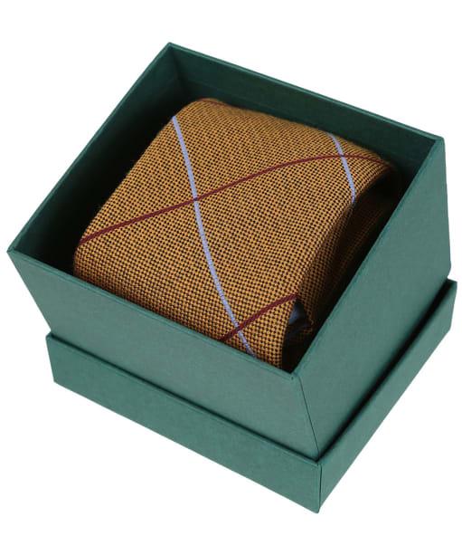 Men's Laksen Tweety Silk Tie - Reddish