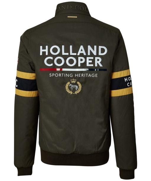 Women's Holland Cooper Quilted Harrington Jacket - Khaki