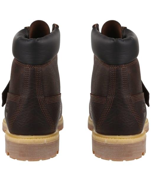 Men's Timberland 6 Inch Premium Waterproof Boots - Dark Brown Full-Grain