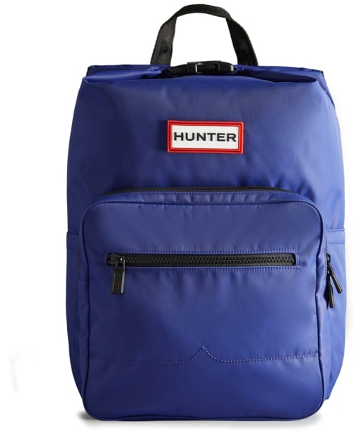 Hunter Nylon Pioneer Topclip Backpack - Bitter Indigo